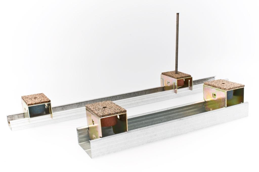 Geluidsisolatie : geluidsisolerende plafonds